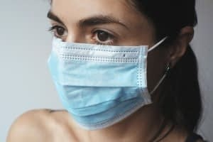 corona virus masks dont help bitcoin