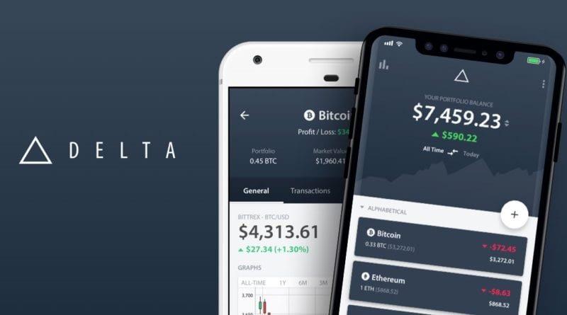 delta crypto portfolio app