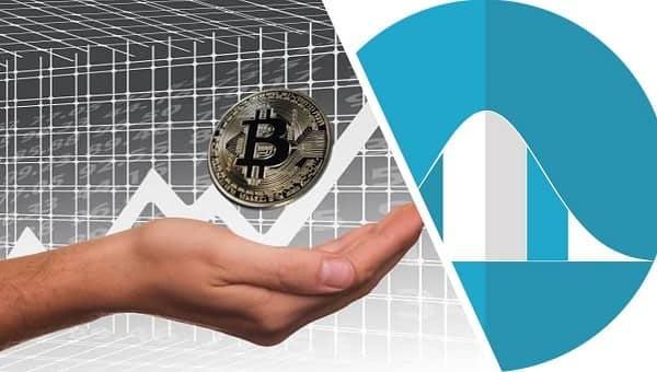 DCA Bitcoin Concept