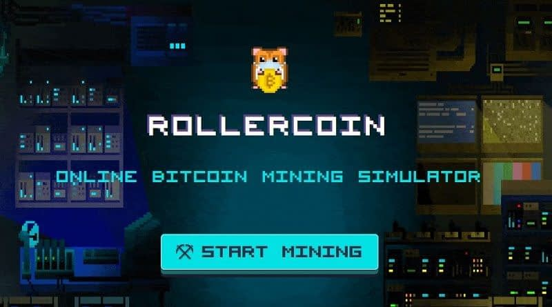 Rollercoin Game Bitcoin Mining