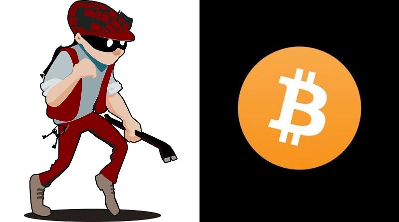 Bitcoin ATM Heist