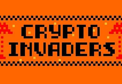 Crypto Invaders