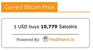 bitcoin satoshi to usd converter website widget