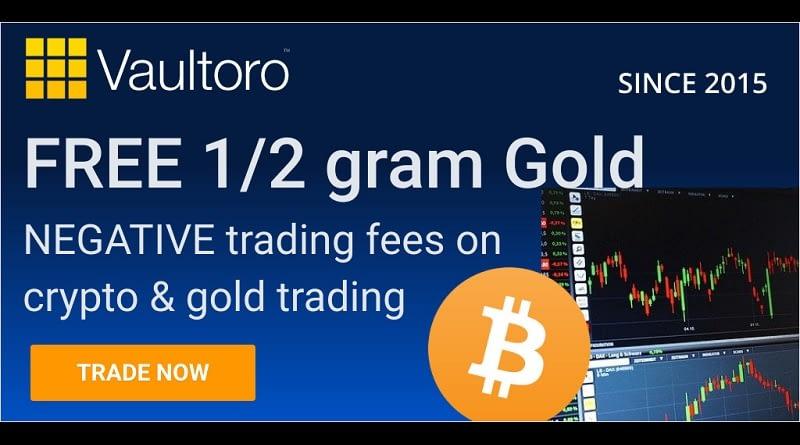 Free Gold Vaultoro