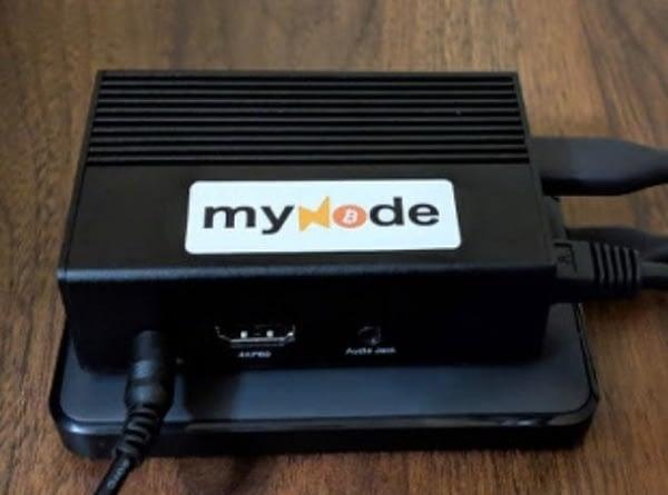 MyNode BTC Device
