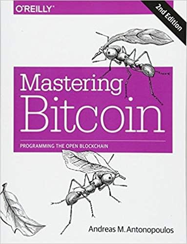 mastering bitcoin book by andreas antonopoulos