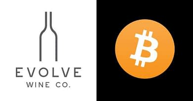 Evolve Wine Co Accepts Bitcoin