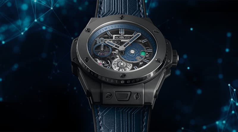 hublot bitcoin watch big bang meca 10