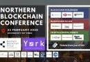 Northern Blockchain Conference York Feb 2020