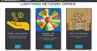 lngames.net lightning network games directory
