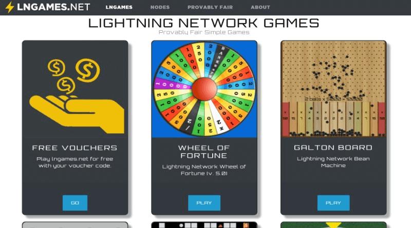 lngames.net lightning network games directory