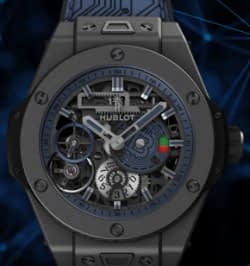 Hublot Bitcoin watch Big Bang Meca-10