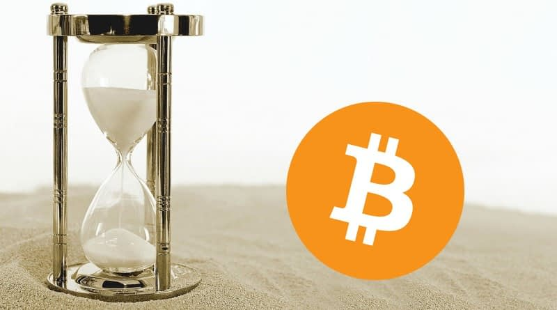 Bitcoin Gold Countdown